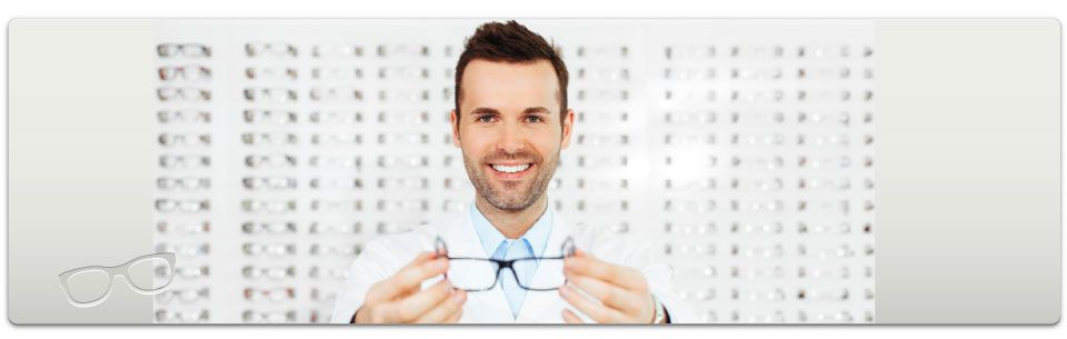 Glasses specialist